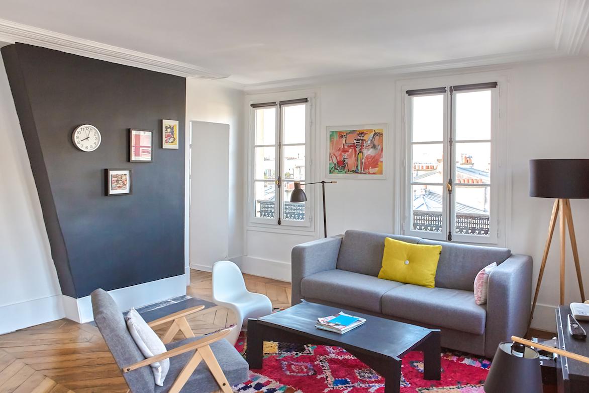 Yvonne le Tack - Living Room
