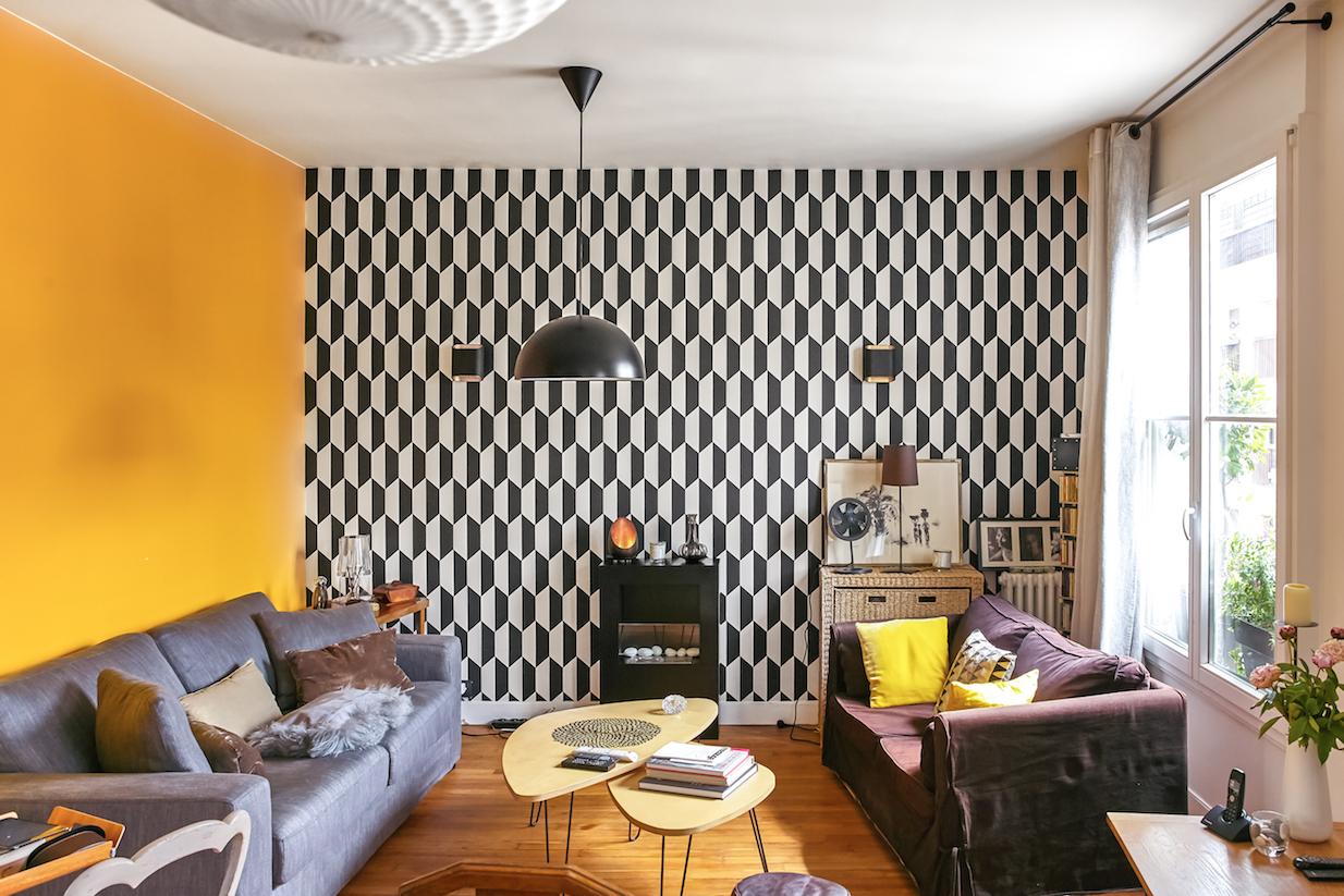 Clairaut - Living Room