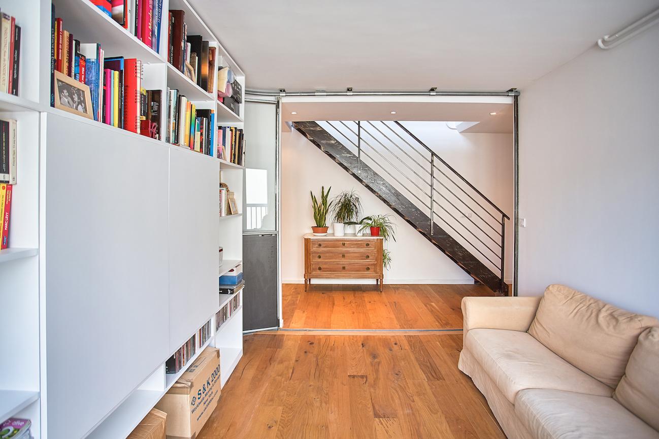 Chemin Vert - Living Room