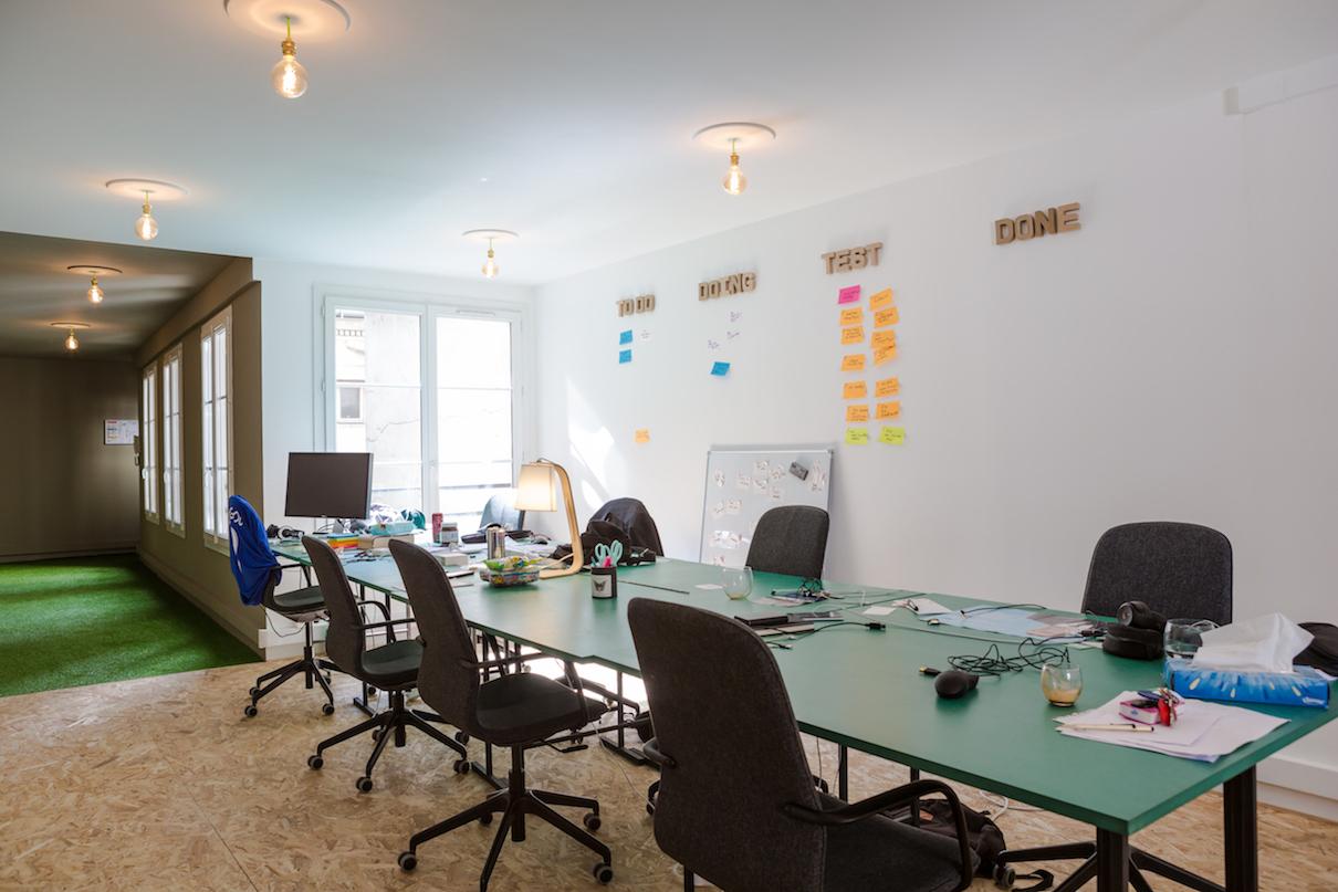 Mon petit gazon - Office (2)